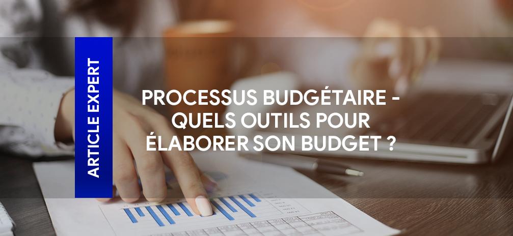 Processus budgétaire outils